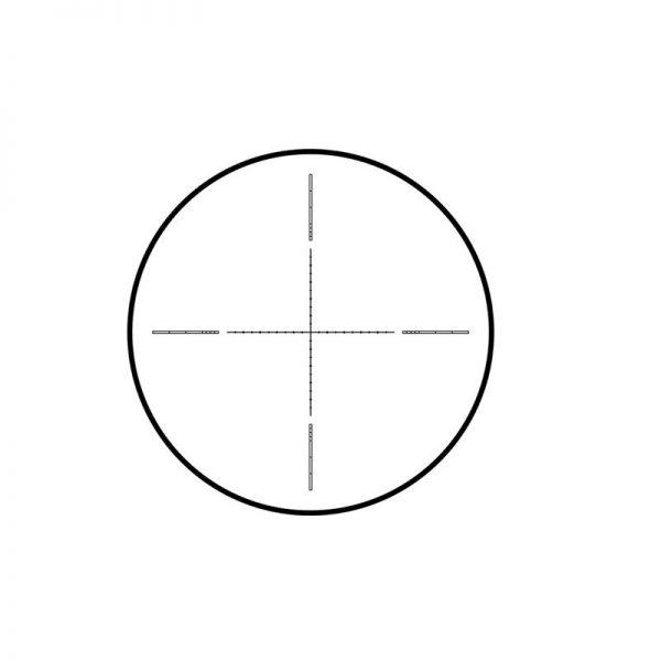 رتیکل دوربین تفنگ مارکول 44×16_4 SFL
