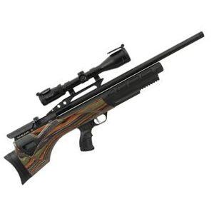 تفنگ PCP دی استیت Pulsar HP Forrest Green Laminate
