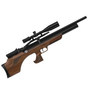 تفنگ PCP Aselkon MX7 wood