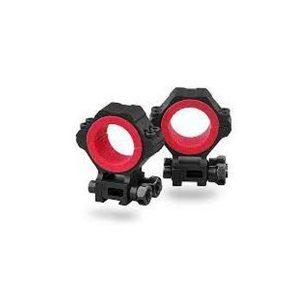 پایه دوربین تفنگ دیسکاوری ریل 11 رینگ 25-30